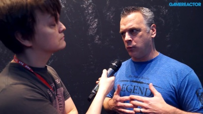 The Elder Scrolls: Legends - Entrevista Pete Hines