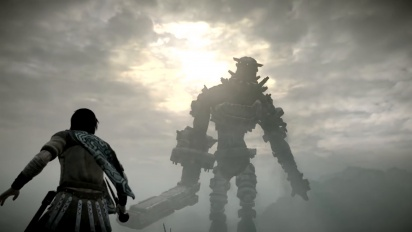 Shadow of the Colossus - Crafting a Colossus Trailer