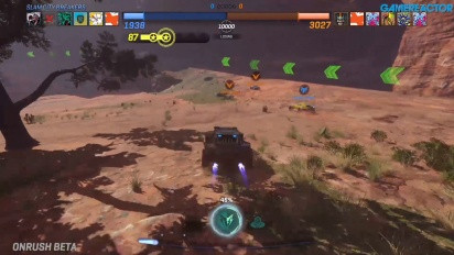 Onrush - Multijogador 2