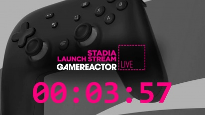 Stadia Launch Stream - Livestream Replay