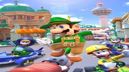 Mario Kart Tour - Berlin Tour Trailer