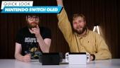 Nintendo Switch OLED - Quick Look