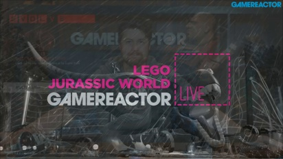Evolve and Lego Jurassic World - Livestream Replay