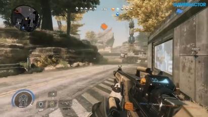 Titanfall 2 - Modo Online: Modo Capture The Flag no mapa Eden