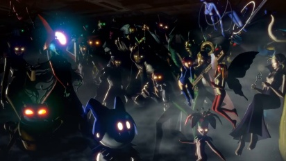 Shin Megami Tensei HD Project - Nintendo Switch Teaser Trailer