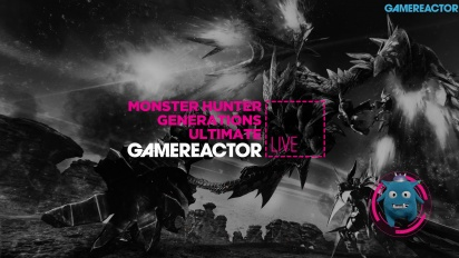 Monster Hunter Generations Ultimate - Livestream Replay