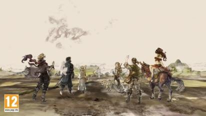 Octopath Traveler - PC Trailer