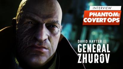 Phantom: Covert Ops - David Hayter Interview