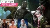 Marvel's Avengers: War of Wakanda - Debra Wilson, Erica Luttrell, and Dave Fennoy Interview