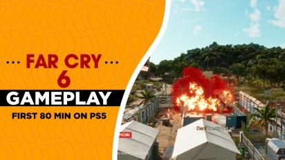 Far Cry 6 - First 80 minutes on PS5