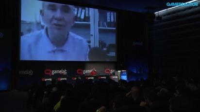 Peter Molyneux - Apresentação + Perguntas e Respostas