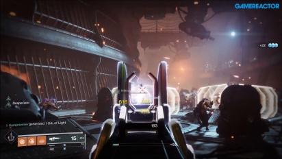 Destiny 2: Forsaken - Prison Break - First Story Mission