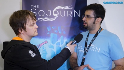 The Sojourn - Aria Esrafilian Interview