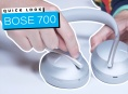 Bose Noise Cancelling Headphones 700 - Quick Look