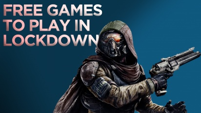 Free Games to Play in Lockdown