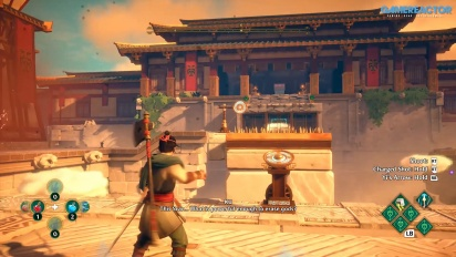 Immortals: Fenyx Rising - Myths of the Eastern Realm - Gameplay