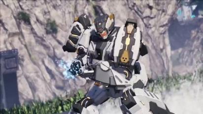 Phantasy Star Online 2: New Genesis - Launch Trailer