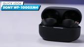 Sony WF-1000XM4 - Quick Look