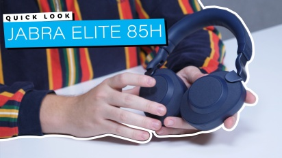 Jabra Elite 85h - Quick Look