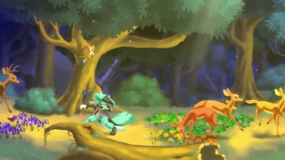 Dust: An Elysian Tail - Trailer