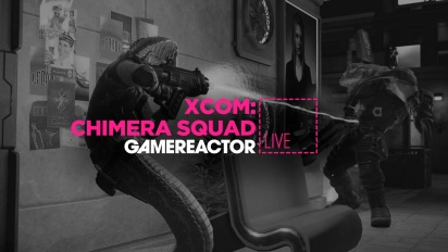 Xcom: Chimera Squad - Livestream Replay