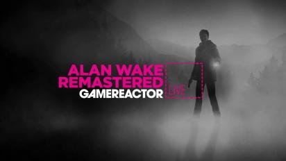 Alan Wake Remastered - Livestream Replay