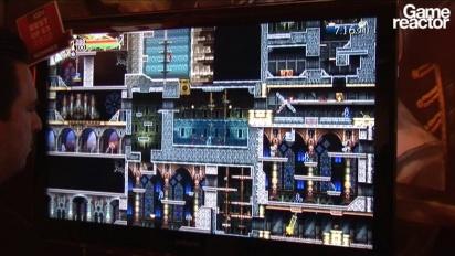 E3 10: Castlevania: Harmony of Despair gameplay