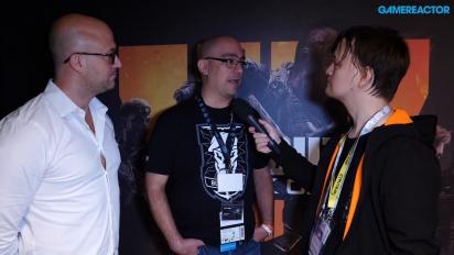 Call of Duty: Black Ops 4 - Jonathan Moses & John Rafacz Interview