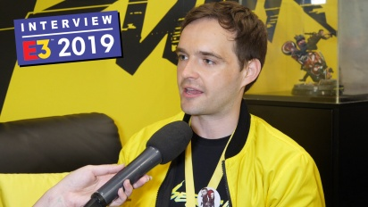 Cyberpunk 2077 - Paweł Sasko Interview