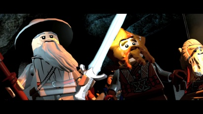 Lego The Hobbit - Launch Trailer