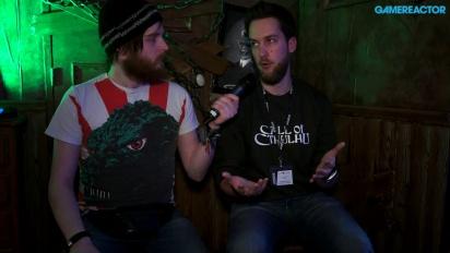 Call of Cthulhu - Entrevista Maximilian Lutz