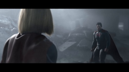 Injustice 2 - Story Trailer