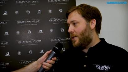Middle-earth: Shadow of War - Entrevista Bob Roberts