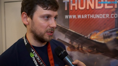 Gaijin Entertainment - Anton Yudintsev Interview