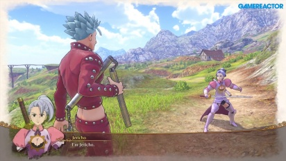 The Seven Deadly Sins: Knights of Britannia - Campaign Mission Gameplay