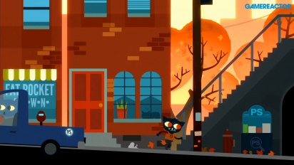 Gamereactor Plays - Night in the Woods na Switch