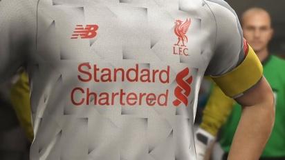 Pro Evolution Soccer 2019 - Liverpool Third Kit Spot
