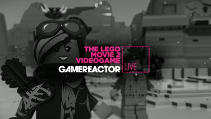 The Lego Movie 2 Videogame - Livestream Replay