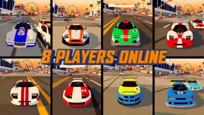 Hotshot Racing - Launch Trailer