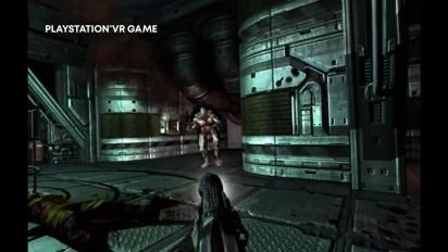 Doom 3: VR Edition - Launch Trailer