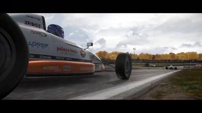 Project CARS 2 - E3 Sizzle Trailer