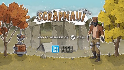 Scrapnaut - Trailer