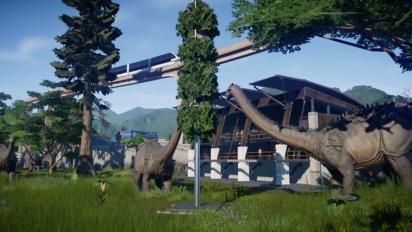 Jurassic World Evolution: Complete Edition - Nintendo Switch Launch Trailer