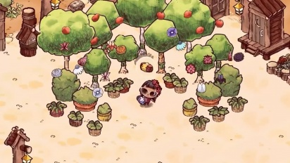 Cozy Grove Autumn Update | Out Now!