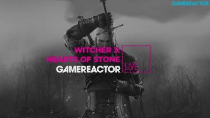 GRTV Repetição: The Witcher 3: Hearts of Stone