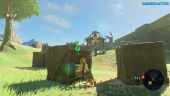 The Legend of Zelda: Breath of the Wild - Switch Gameplay