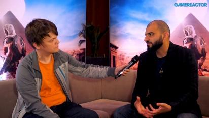 Assassin's Creed Origins - Entrevista Ashraf Ismail