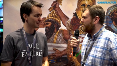 Age of Empires: Definitive Edition - Entrevista Bert Beeckman