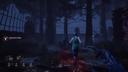 Dead by Daylight - Nintendo Switch Trailer