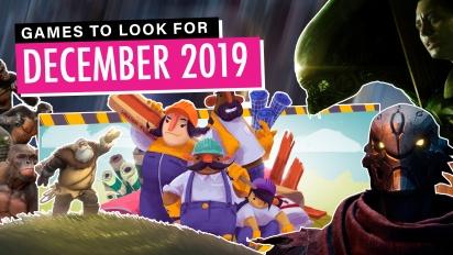 Lançamentos de Dezembro 2019